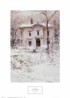 Victorian Winter, 1987 Fine-Art Print