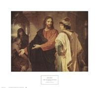 Christ and the Rich Young Ruler Fine-Art Print