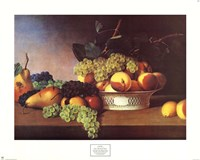 Still Life with Fruit Fine-Art Print