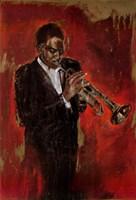 Jazz I Fine-Art Print