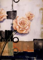 Rose Silueta Fine-Art Print