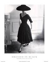Dressed In Black Fine-Art Print