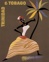 Trinidad and Tobago Fine-Art Print