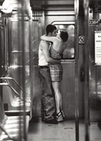 Subway Kiss Fine-Art Print