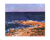 La Grande Bleue at Antibes Fine-Art Print