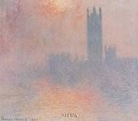 London Houses of Parliament Fine-Art Print