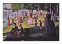 A Sunday Afternoon on the Island Fine-Art Print