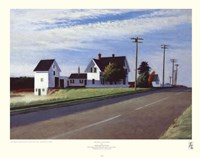 Route 6, Eastham Fine-Art Print
