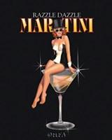 Razzle Dazzle Martini Fine-Art Print