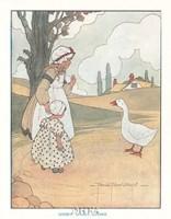 Goosey, Goosey, Gander Fine-Art Print