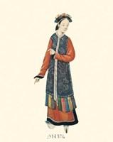 Chinese Mandarin Figure IX Fine-Art Print