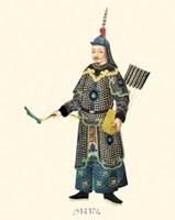 Chinese Mandarin Figure III Fine-Art Print