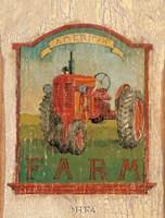 American Farm Fine-Art Print