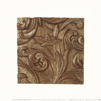 Copper Lily Frieze Fine-Art Print