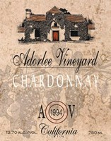 Adorlee Vineyards Fine-Art Print