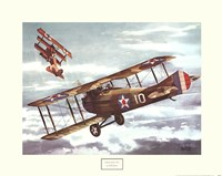 French Spad, 1916 Fine-Art Print