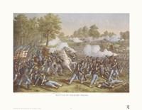 Battle of Wilson's Creek Fine-Art Print