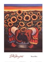 Dos Mujeres Fine-Art Print