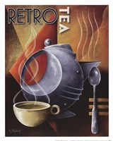 Retro Tea Fine-Art Print