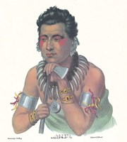 Chief of the Ioways Fine-Art Print