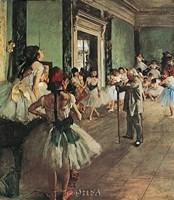 Dancing Class Fine-Art Print