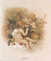 Adoring Cupids Fine-Art Print
