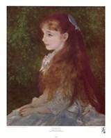 Mademoiselle Irene Fine-Art Print