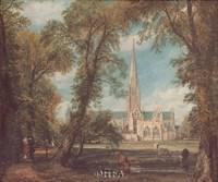 Salisbury Cathedral Fine-Art Print