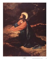 Christ in Gethsemane Fine-Art Print