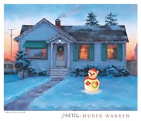 Christmas Glow Fine-Art Print