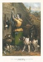 Gamekeeper's Daughter Fine-Art Print
