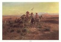 Scouts Fine-Art Print