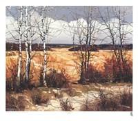 Autumn Afternoon Fine-Art Print