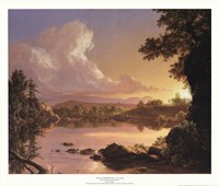 Scene on Catskill Creek Fine-Art Print