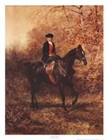 Girl Riding Side-Saddle Fine-Art Print