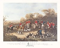 The Bury Hunt Fine-Art Print