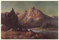 Evening in the Tetons Fine-Art Print