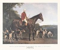 Mr. Williamson, Huntsman to His Grace Fine-Art Print