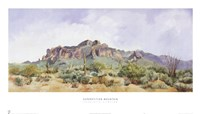 Superstition Mountain Fine-Art Print