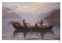 Hardanger Fjord Fine-Art Print