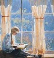 Orchard Window Fine-Art Print