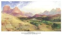 Entering the Canyon Fine-Art Print