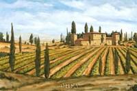 European Vista II Fine-Art Print