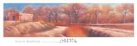 Isleta Cottonwoods Fine-Art Print