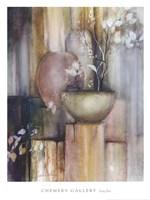 Still Life with Three Vases Fine-Art Print