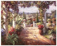 View from Terrace Fine-Art Print