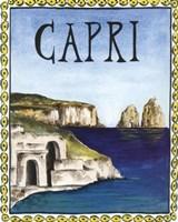 Capri Fine-Art Print