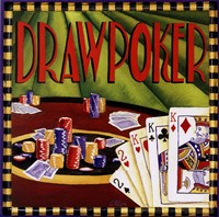 Draw Poker Fine-Art Print