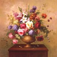 Heirloom Bouquet I Fine-Art Print