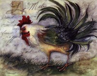 Le Rooster IV Fine-Art Print